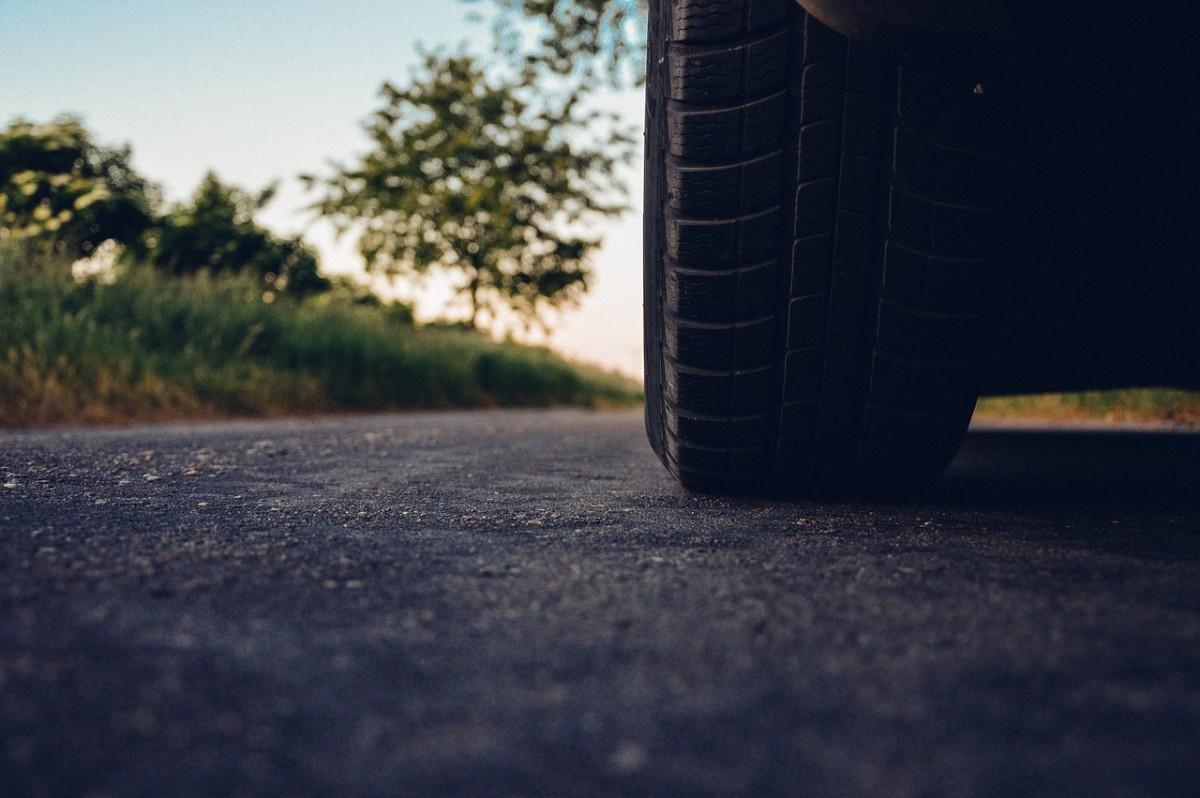 Dobry stan opon a błędy kierowców